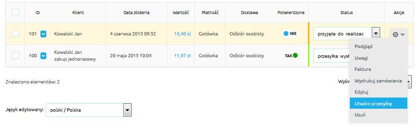 Jak za pomocą systemu Apaczka.pl wysłać przesyłkę kurierem DHL?
