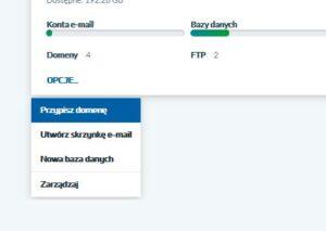 Jak przypisać domenę do serwera/hostingu w AZ.pl?