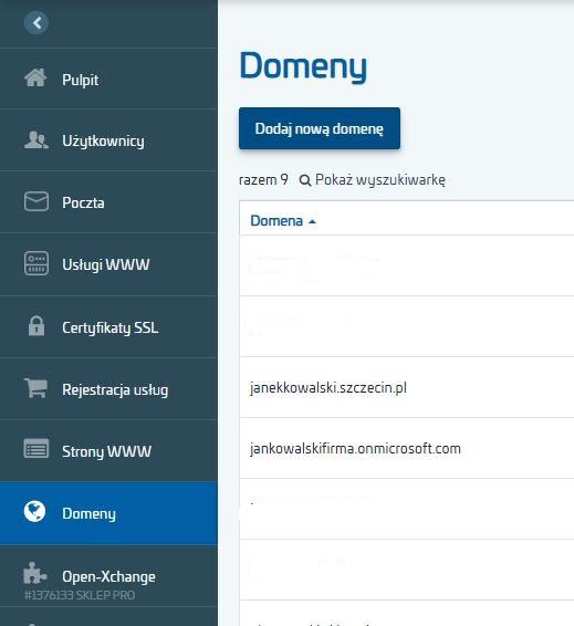 Jak wykonać transfer domeny z NASK do AZ.pl?