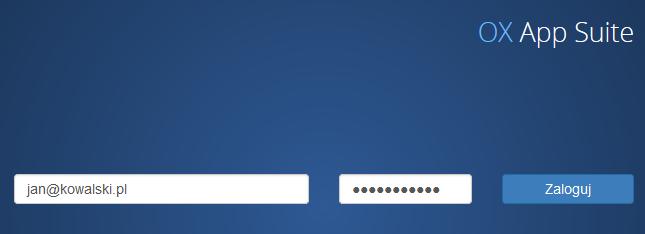 Jak korzystać z poczty AZ.pl w przeglądarce?