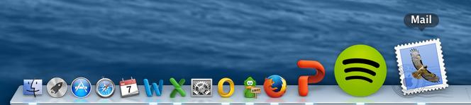 Konfiguracja programu Mail na komputerach MAC