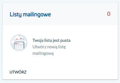 Jak utworzyć oraz skonfigurować listę mailingową?