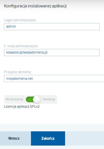 konfiguracja-aplikacji