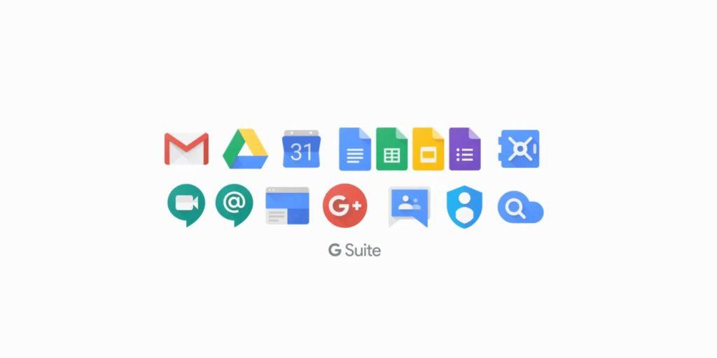 Poczta firmowa od Google - G Suite